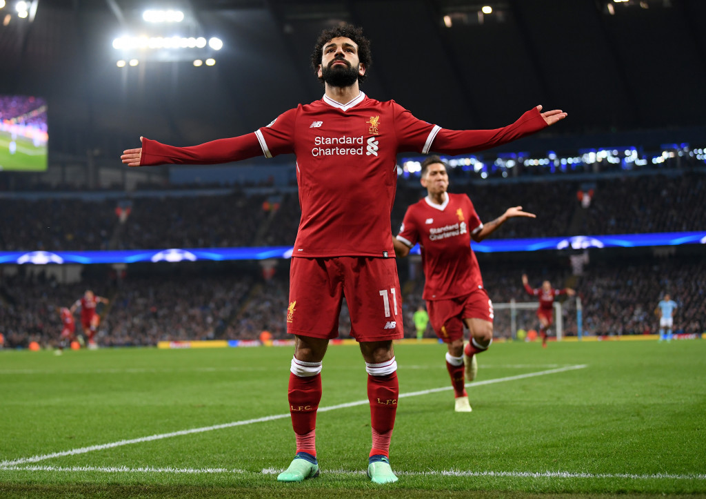 Salah has been a revelation at Liverpool this season.