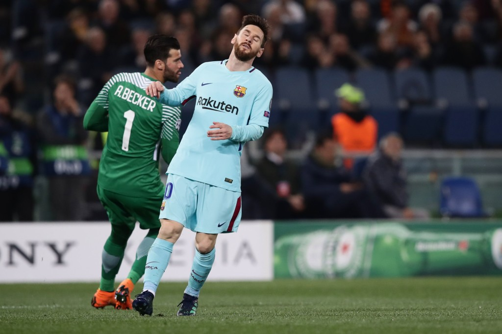 Alisson had a superlative season, with the night he frustrated Lionel Messi and co the peak.