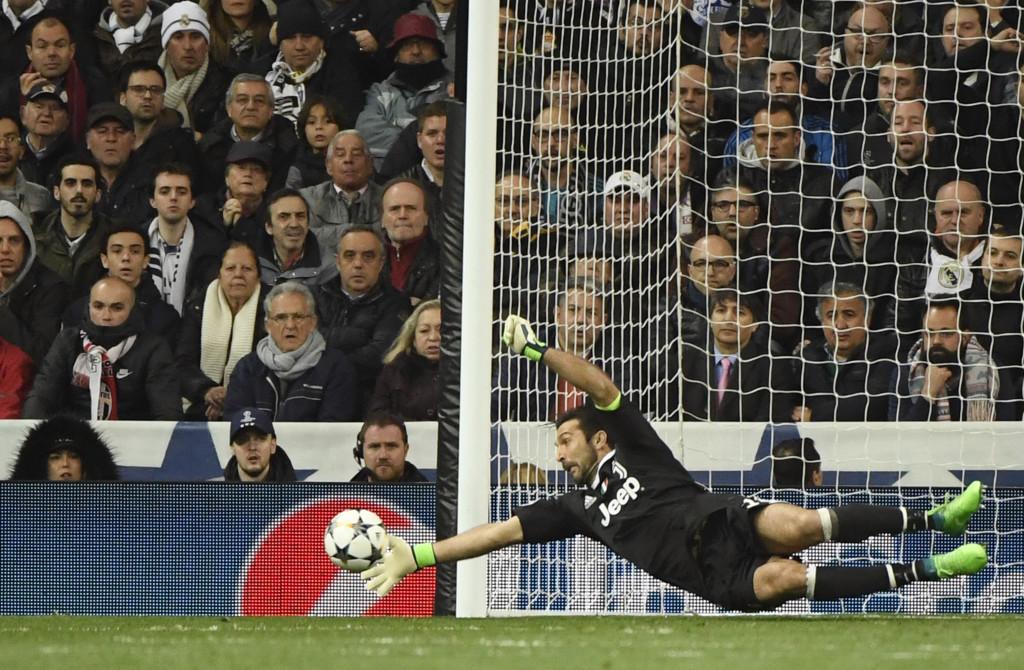 Buffon's powers haven't waned - he's retiring on a high.