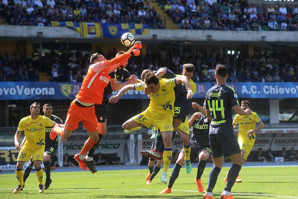 Handanovic delivered another season of consistent brilliance in goal.