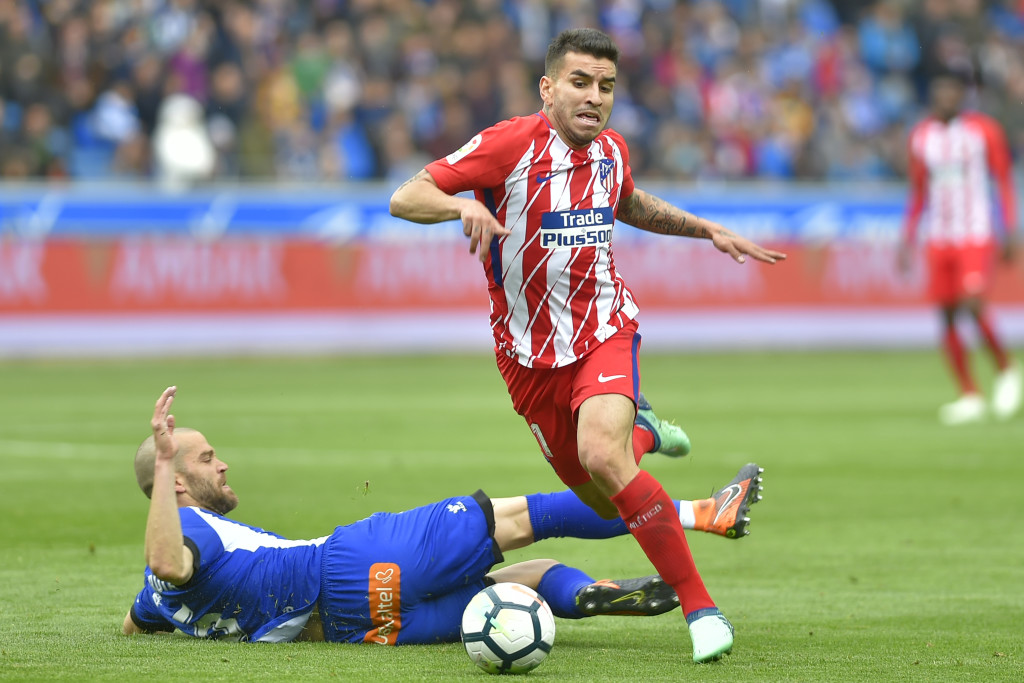 Correa's pace on the counter could be Atletico's trump card.