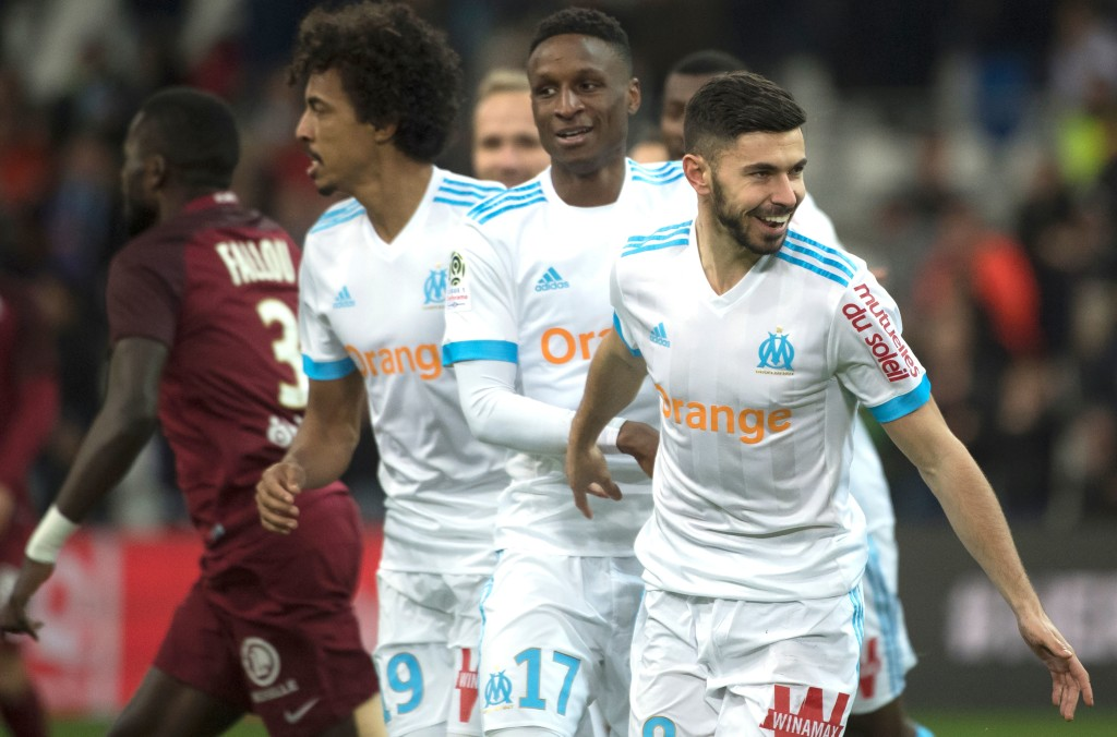 Marseille's attack attack attack philosophy should see Sanson get the nod.