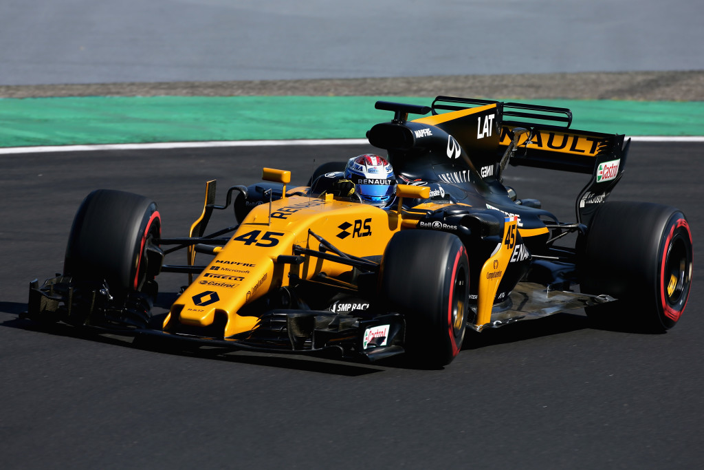 Nicholas Latifi has been on the fringes of the F1 since 2016.