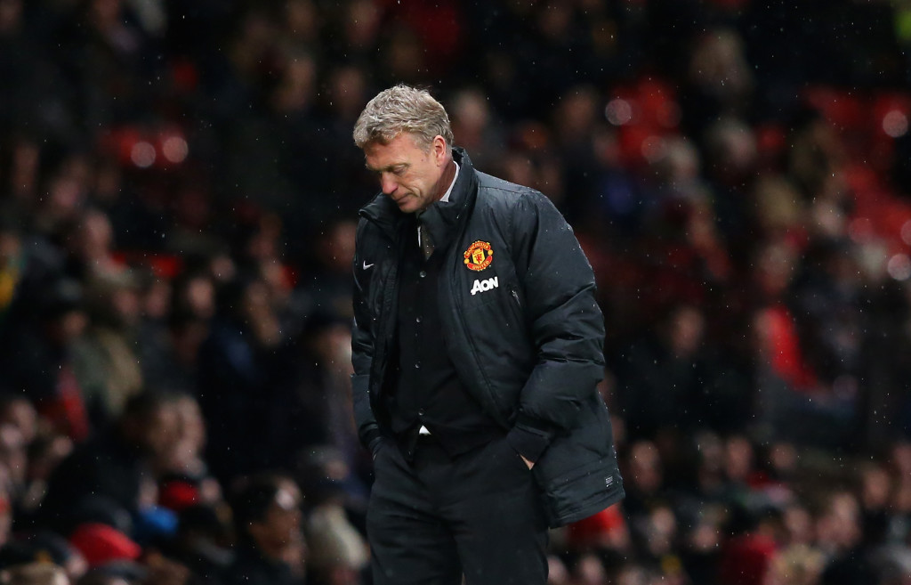 David Moyes' ill-fated stint at Manchester United is a cautionary tale.