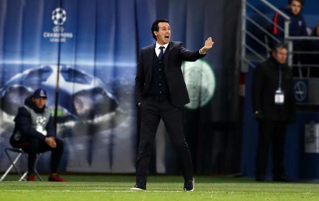 Emery needs to assert his authority at Arsenal.