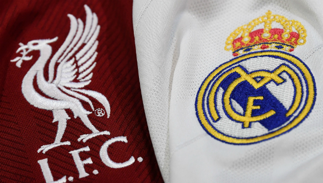 Liverpool and Real Madrid have faced each other five times previously.