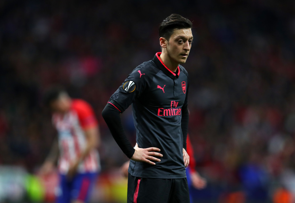 The jury is still out on Mesut Ozil after five seasons at Arsenal.