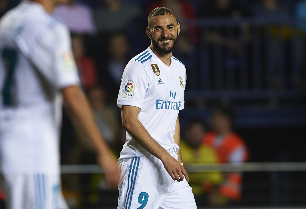 Time for a change for Benzema?