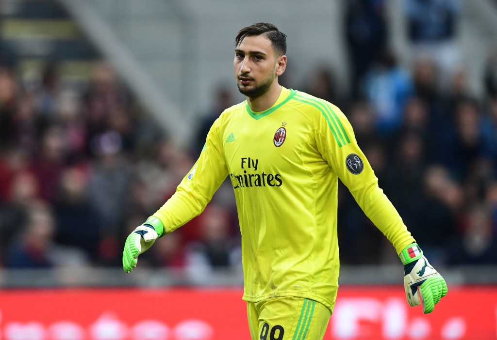 Donnarumma could be looking for an escape route from Milan.