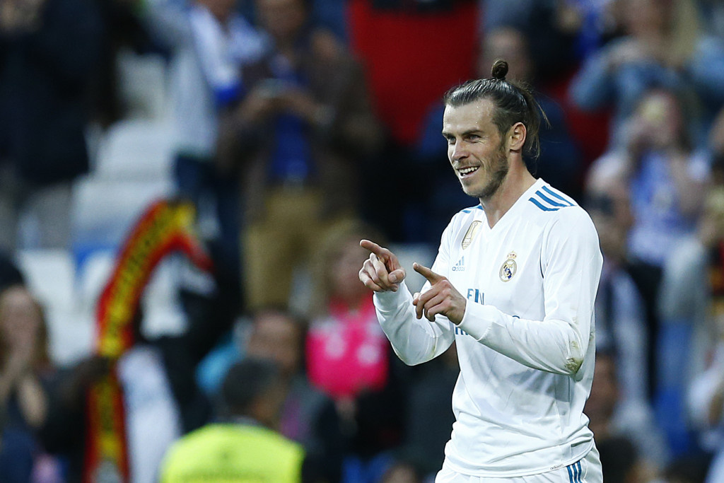 Light at the end of the tunnel after a long season for Gareth Bale?