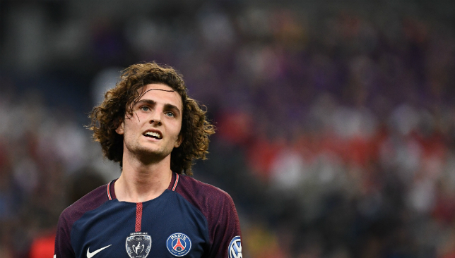 Rabiot withdrew from the France World Cup squad after being named as a standby.