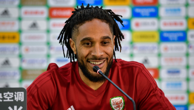 Ashley Williams is Wales' third-most capped player.