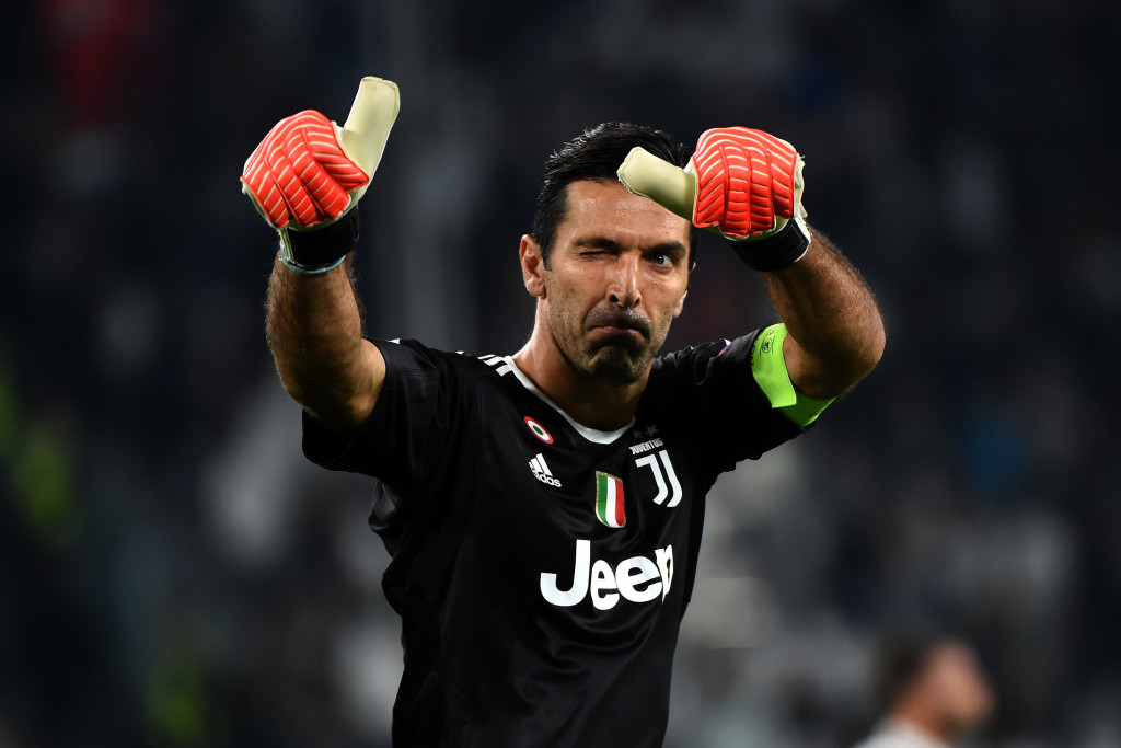 Buffon to the Premier League? It's a (distant) possibility.