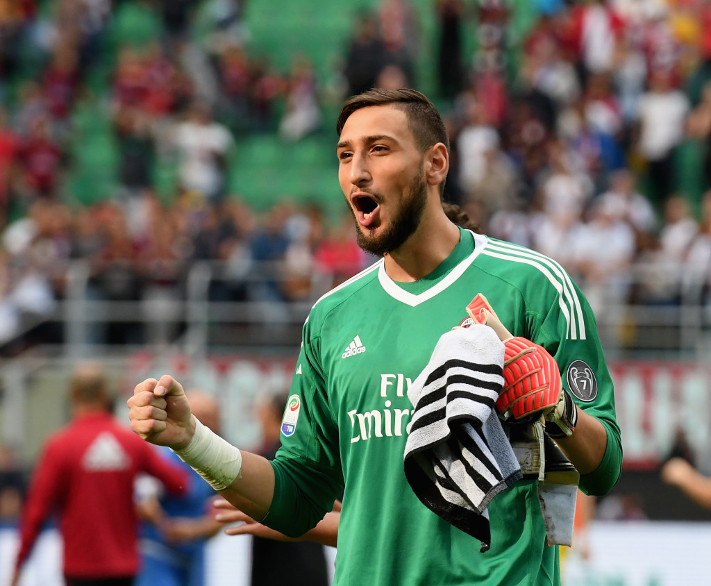 Signing Donnarumma would be a coup for the Reds.