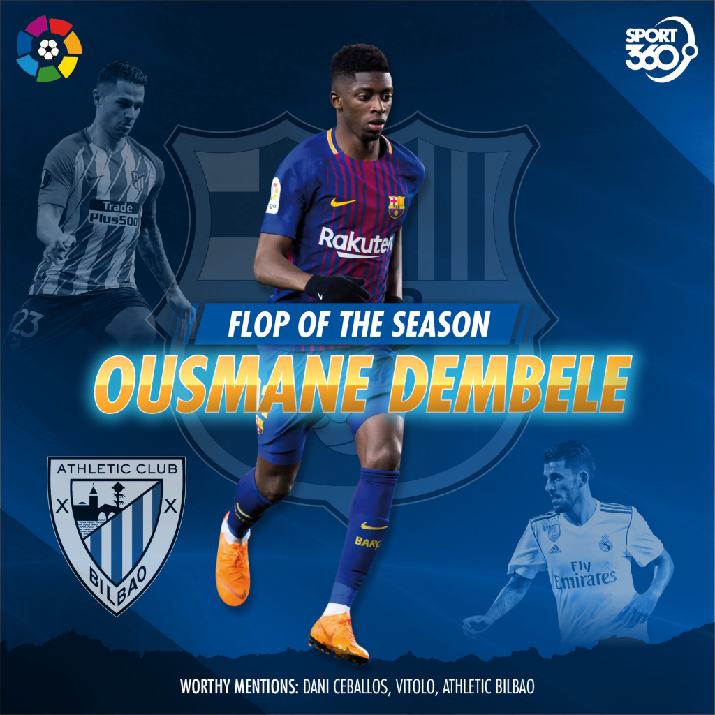 2105 laliga flop of season