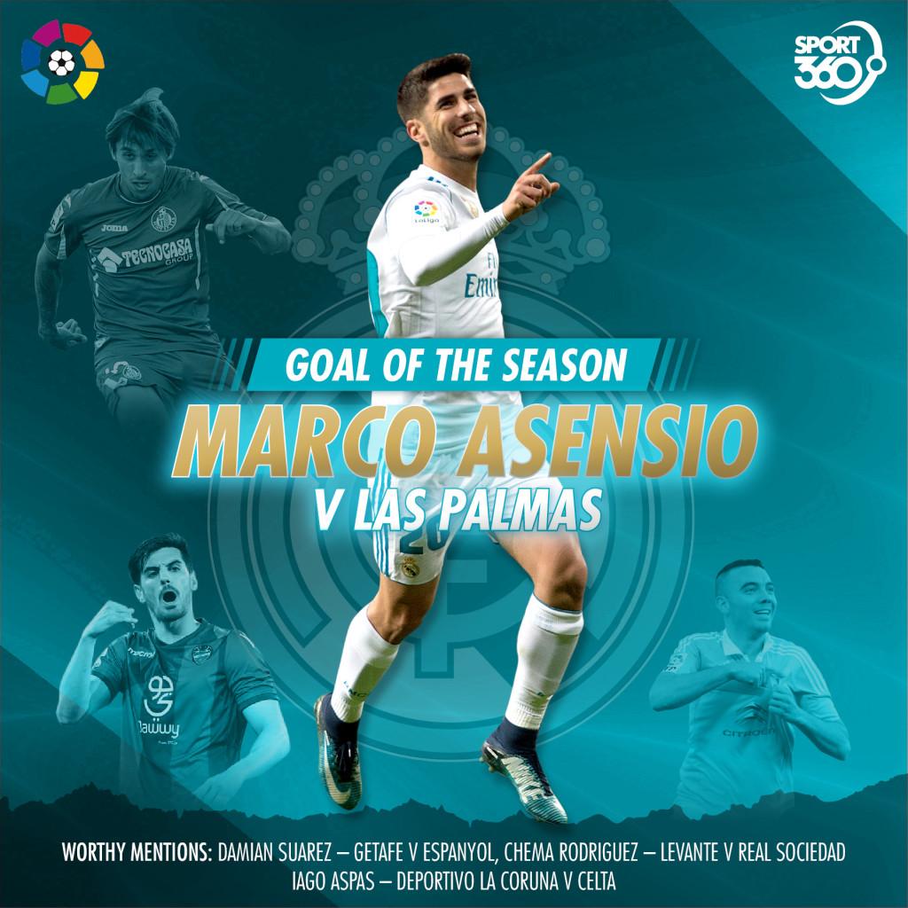 2105 laliga goal of season asensio