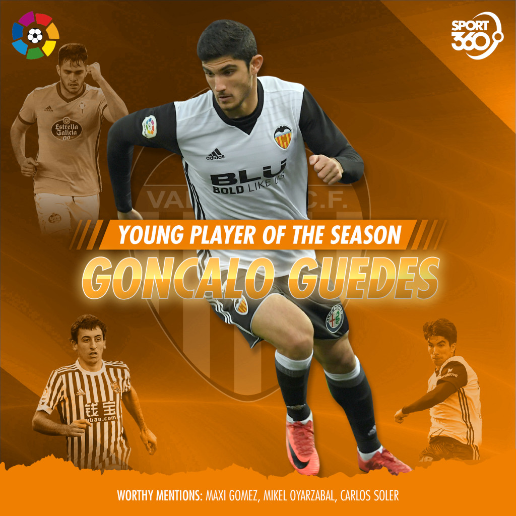 2105 laliga young player of season