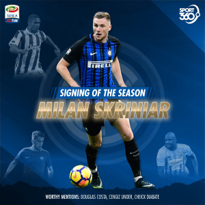 2105 seriea Signing of the season