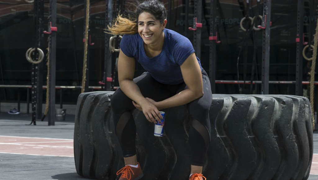 Red Bull athlete: Shaikha Al Qassemi
