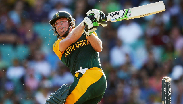 AB de Villiers excelled in all formats