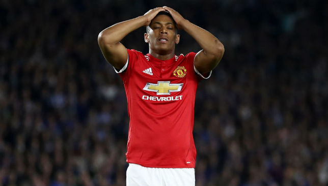 Anthony Martial is a brilliant but bewildering talent.
