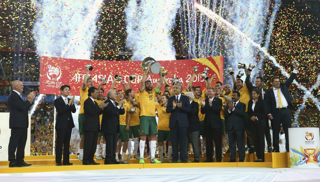 Australia won the 2015 Asian Cup, claiming the title for the first time.