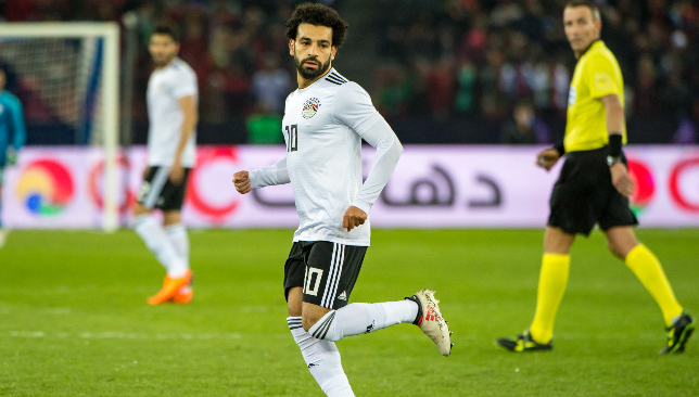 Says Kwadwo Asamoah: Mohammed Salah is not at Ronaldo, Messi level