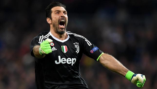 The great Gianluigi Buffon