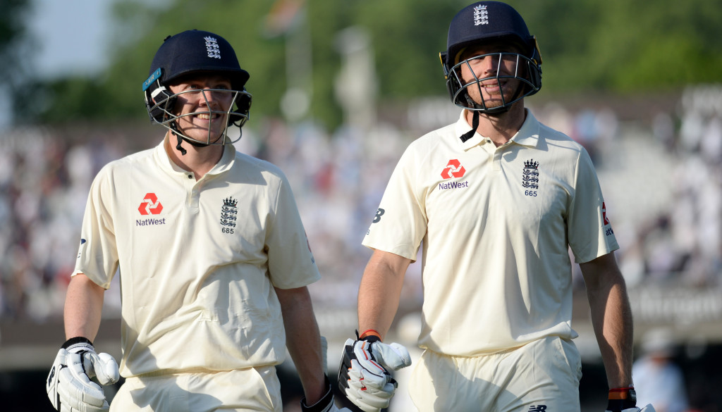 Jos Buttler and Dom Bess saved England.