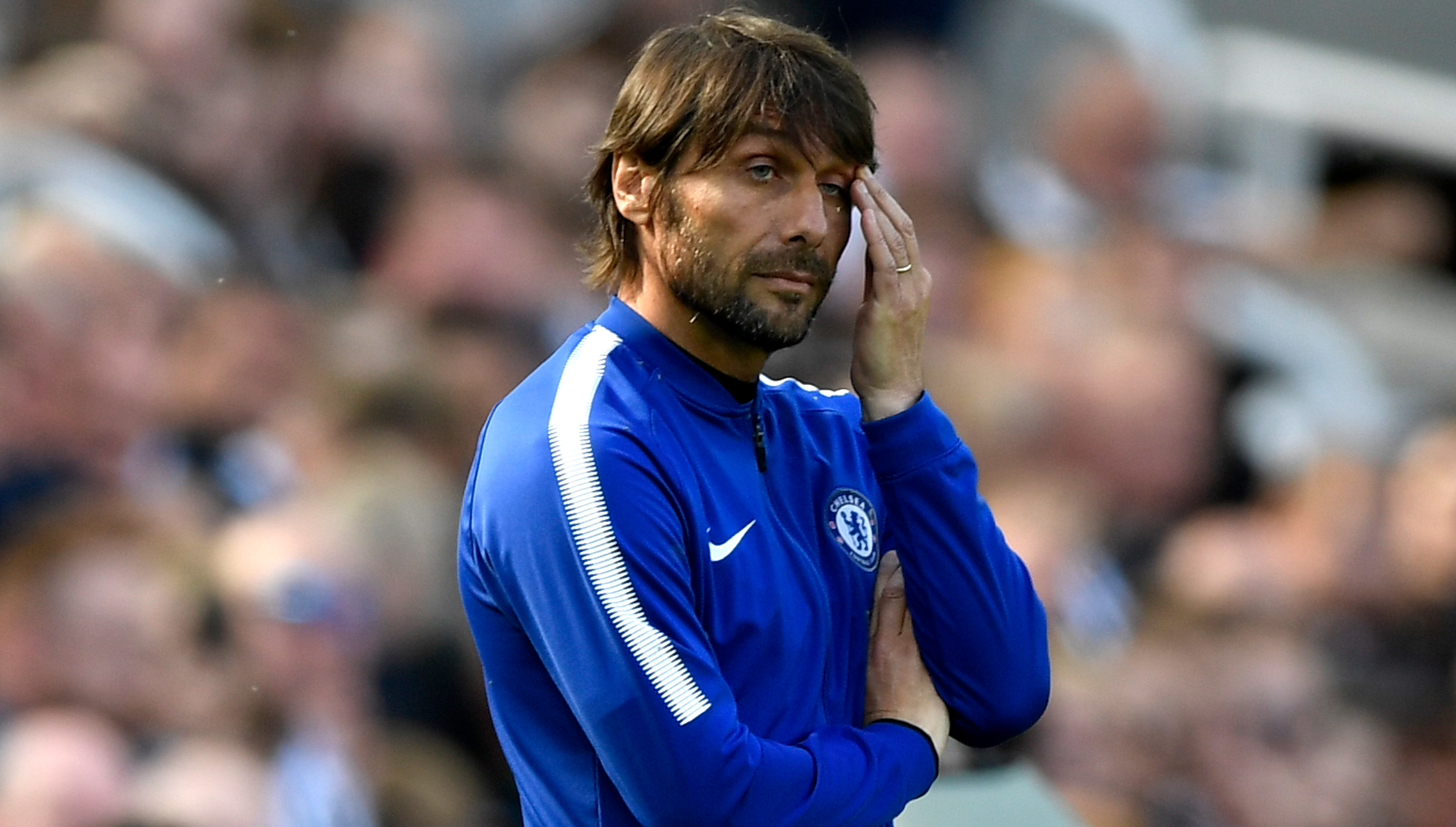 Football news: Antonio Conte on his way out but underlying ...  Football news: ...