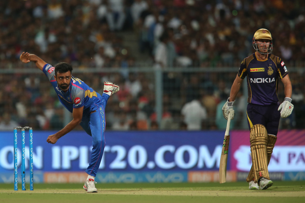Unadkat failed to fire after commanding a big fee. Image - BCCI.