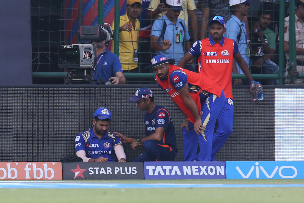 The defending champions had a horror start. Image - BCCI.