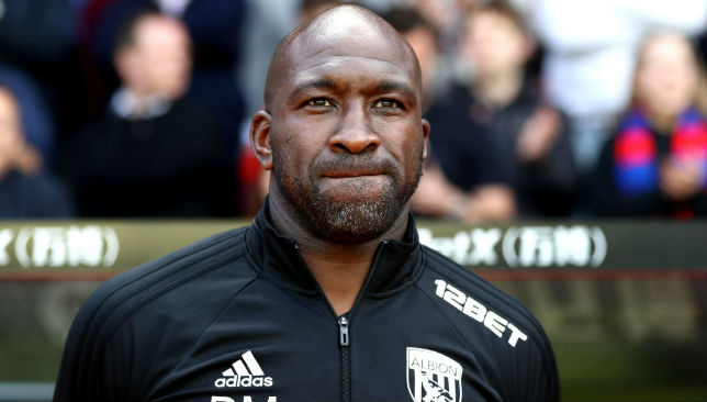 Football news: West Brom confirm Darren Moore as new manager