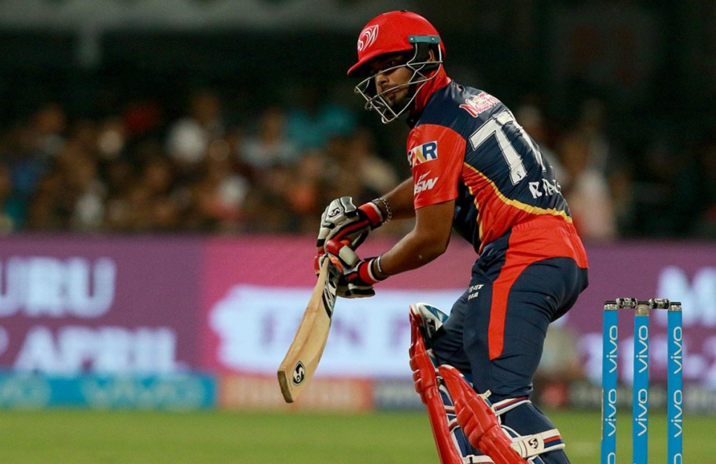 Pant has taken the league by storm this year. Image - IPL/Twitter.