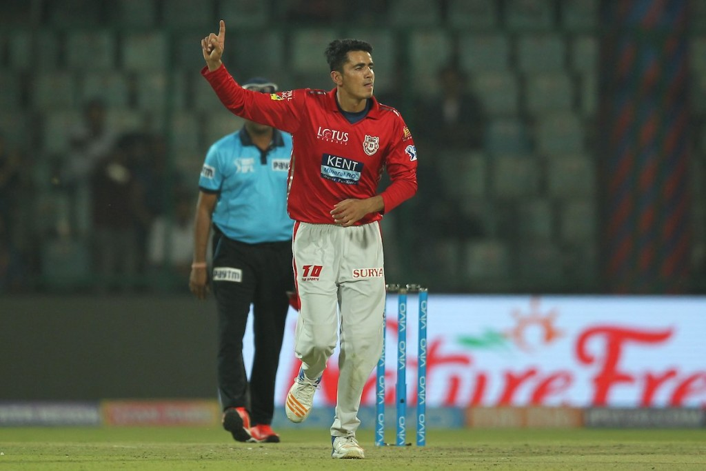 Mujeeb has been almost impossible to pick. Image - IPL/Twitter.