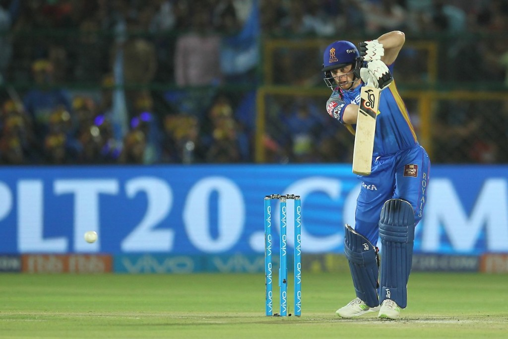 Buttler has been on fire in the second-half. Image - IPL/Twitter.