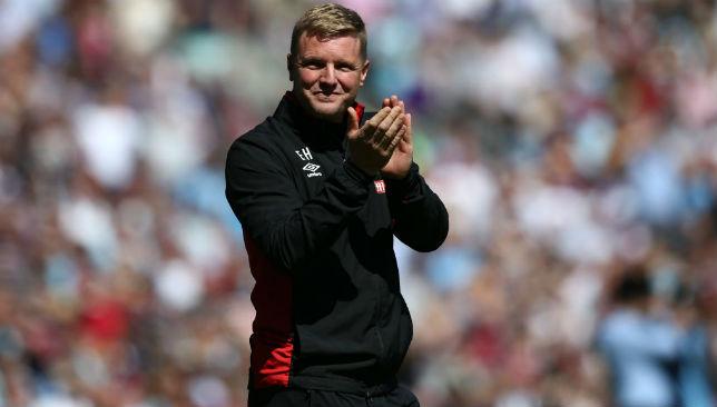 Eddie Howe, Manager