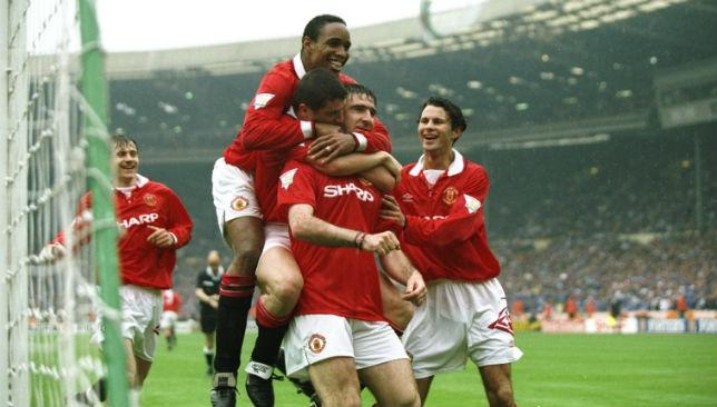 Eric Cantona goal