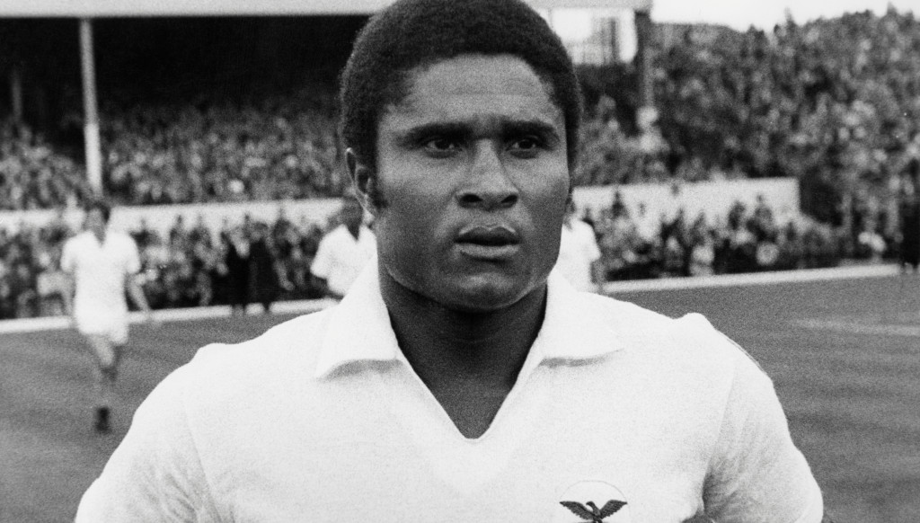 Eusebio's goals took Portugal to third place in 1966.
