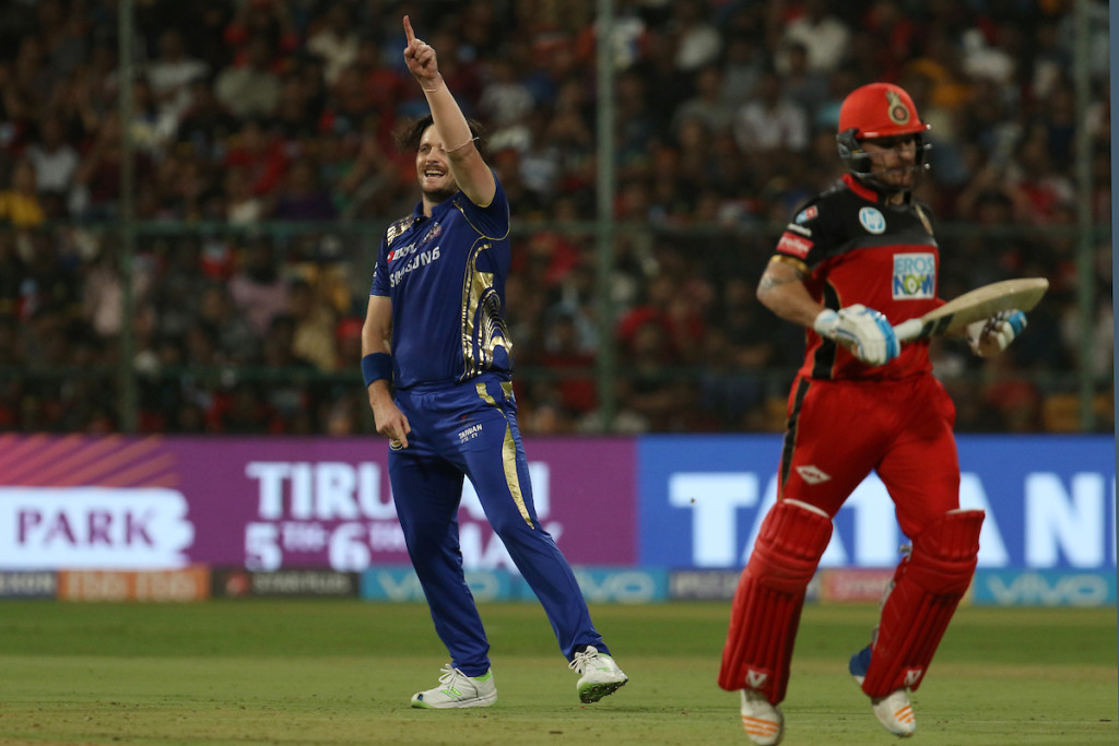 McCullum's 11-year long IPL association could end soon. Image - BCCI.