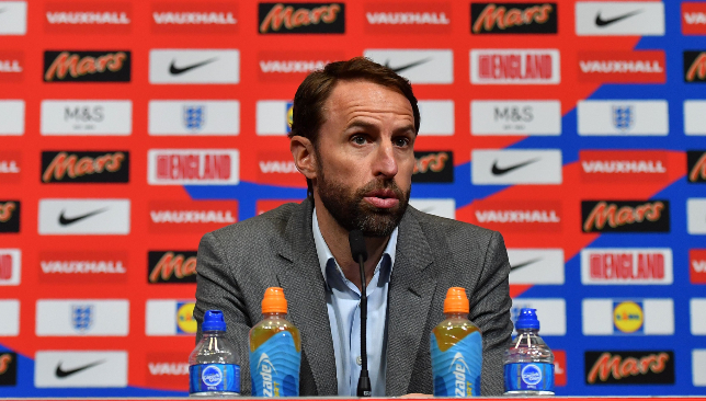 Gareth Southgate has an inexperienced group of goalkeepers to select from.