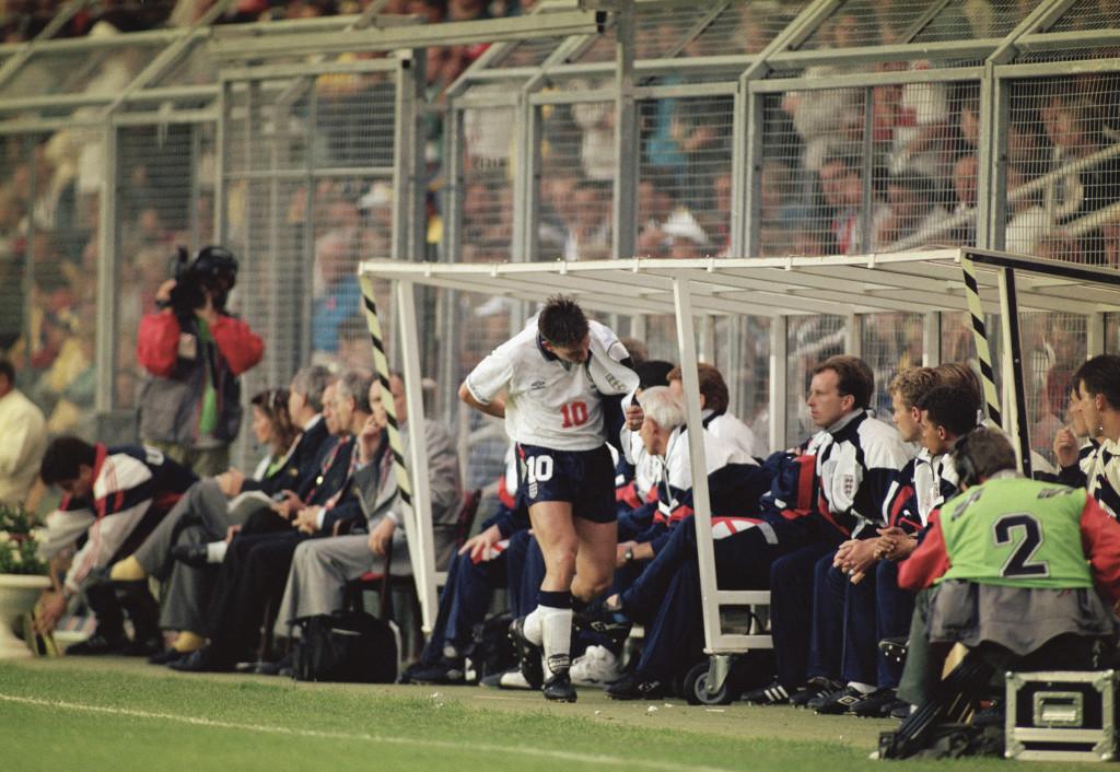 UEFA Euro '92 Group 1 - Sweden v England