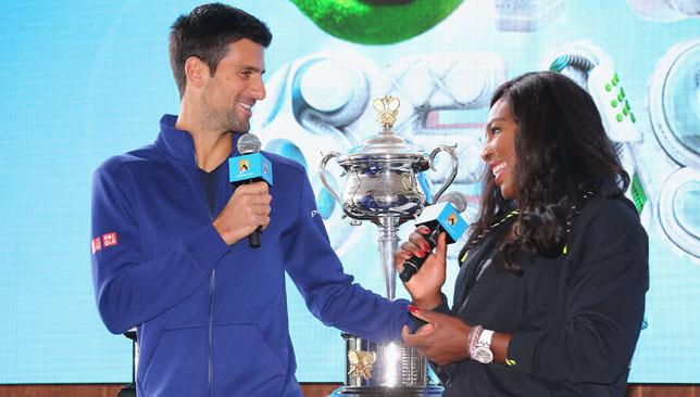 Tennis News Novak Djokovic Explains Why He Feels Really Close To Serena Williams Roland Garros Diary Sport360 News