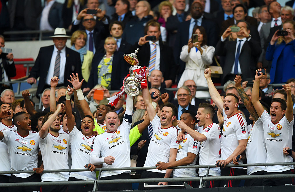 Manchester United have lifted the trophy on 12 occasions.