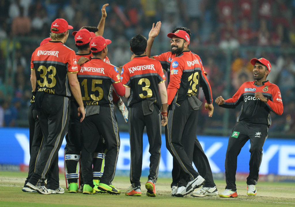 Tough season: RCB had a disappointing season again