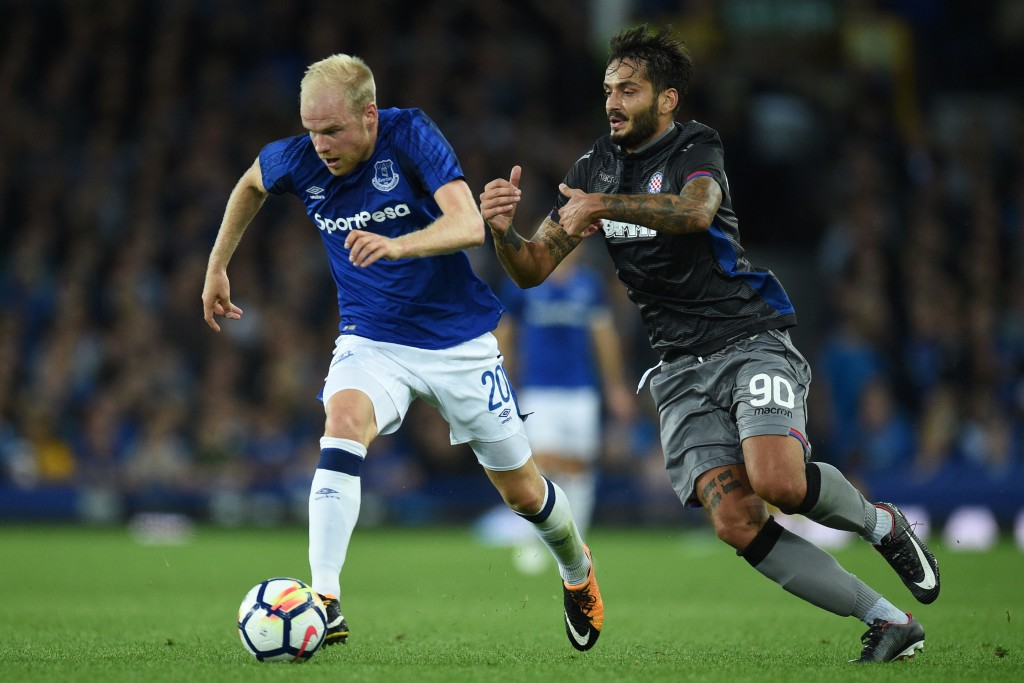 Life at Everton has not gone as planned for Davy Klaassen