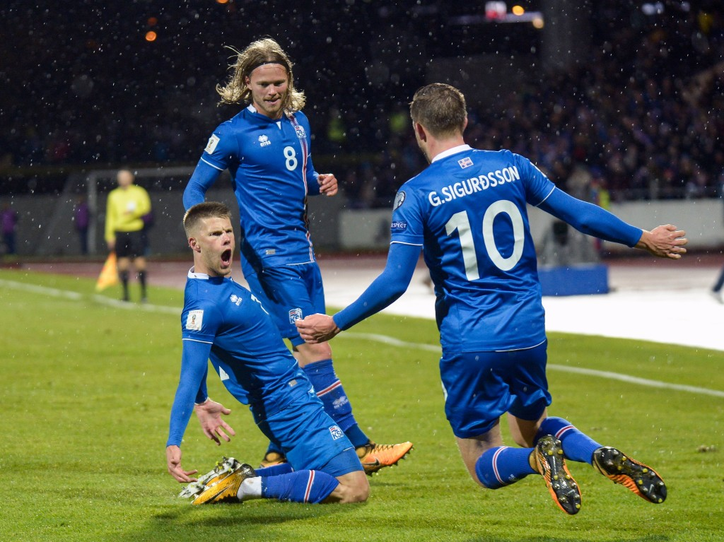 Iceland beat Kosovo in October to seal their spot at World Cup 2018.