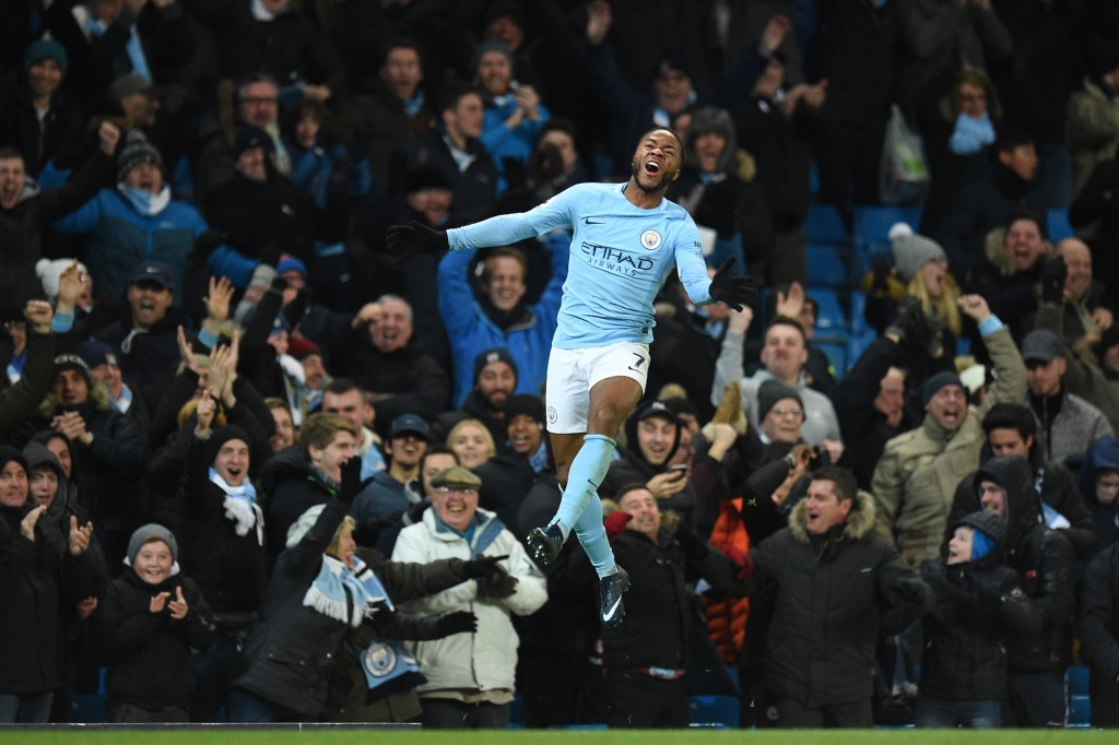 Another stoppage-time goal from Raheem Sterling saw off Southampton at the Etihad.