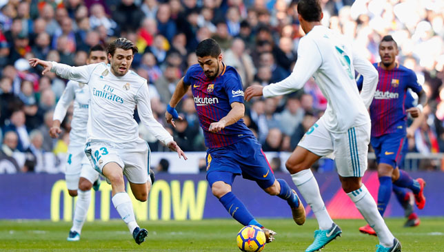 'Clasico of honour' - Real Madrid look to crash unbeaten Barcelona's party
