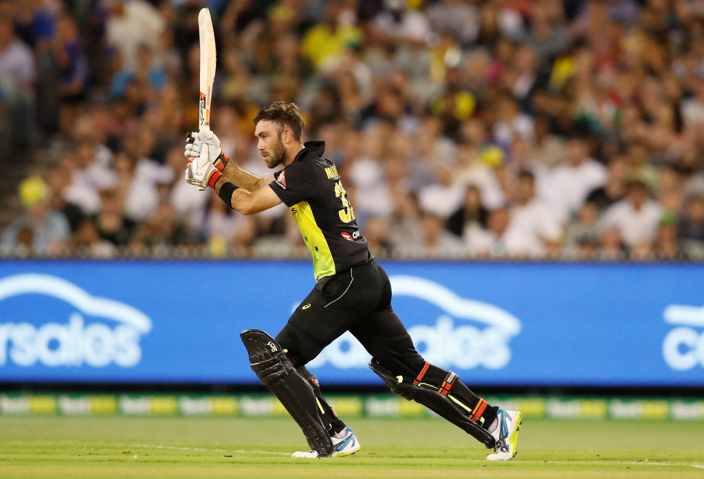Maxwell has cut a frustrating figure in the middle.